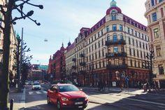 Gothenburg in spring