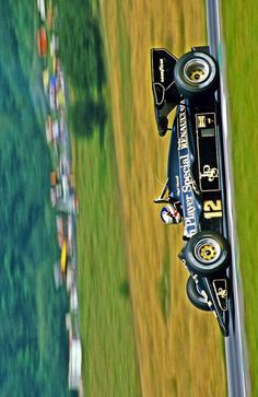 Lotus, Nigel Mansell, Grand Prix, F 1, Austria, Indie, Racing, 1984, Cars