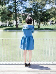 Gillian Dress by Pepaloves