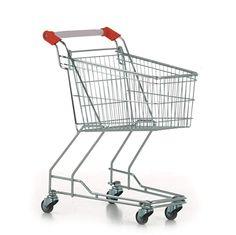 Další dětský nákupní vozík Wanzl DR22, který zabaví v obchodě každého rošťáka.