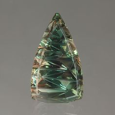 Oregon Sunstone ZigZag™ Cut