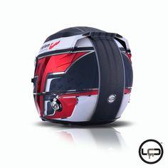 Racing Helmets Garage: Liquid Colour Designs