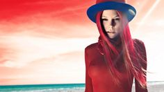 Model: Ida Daugaard (DJ) -  Hair and Makeup: Malene Micha - SVA Magazine - Styling: Sandie Elisabeth - Photographers assistent: Sophus Ritto.