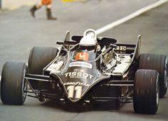 1981 Engeland Elio De Angelis Lotus 88B