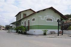 Estação da Cultura - old train station - Bezerros, Pernambuco