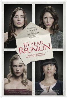 Four young women who were inseparable friends in school return home for their high school reunion with plans to unearth a time capsule hiding their deepest, darkest secrets, one of which holds the key to uncovering the mystery behind their best friend's tragic death ten years before.