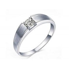 His Men S Man Wedding Ring Band Inspiration For One Stone Or Engagement