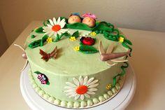 Peapod Cake - Whipped Bakery