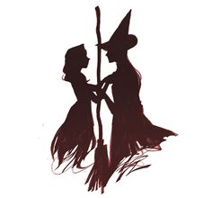 wicked silhouettes 3