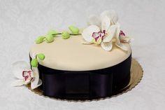 Orchids  Cake by Neva