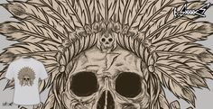 T-shirts - Design: Dead Chief - by: Harry Fitriansyah