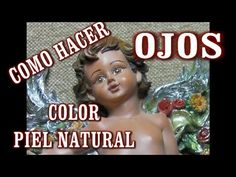 COMO PINTAR OJOS Y PIEL - HOW TO PAINT EYES AND SK - YouTube Ceramica Artistica Ideas, Eye Painting, Christmas Nativity, Baby Jesus, Doll Face, Sculpting, 3 D, Decoupage, Crochet
