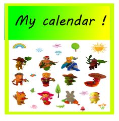 Funky kiddie event calendar(use it over and over!).  This is without question and beyond doubt  the cutest calendar. Its not your normal calendar as well. This is a any year calendar which means it can be use for every year that will come by. Little Makatoise and his furry friends are on each month of the calendar. This is an excellent memo or birthday calendar, splendid for keeping track of your little ones activities. Decorate your little ones room with this new and colourful design. Cute Calendar, Event Calendar, Birthday Calendar, Motivate Yourself, Little Ones, Have Fun, Track, Activities, This Or That Questions