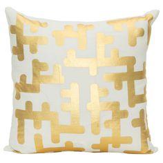 Lakshya Decorative Pillow @Zinc_Door