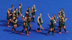 South African Women's hockey team