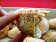 Dessert Empanadas - Baked by Joanna