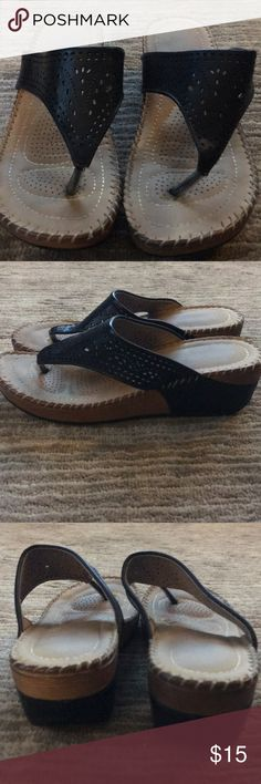 Lady Godiva Sandals Excellent condition! Worn just once! Lady Godiva Shoes Sandals