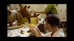 Video for Museo Carlo Zauli - Residenze dArtista. Photo by MCZ Editing by TAAG (2013; color) www.museozauli.it www.studiotaag.com Music: Steve Reich - Drumming (Four Tet remix), from Reich: Remixed (2006; Nonesuch Records)