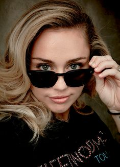 """""""Miley Cyrus photographed for MusiCares Person Of The Year Honoring Fleetwood Mac. """""""