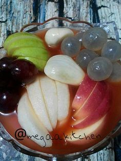 Asinan Buah Special by: megaakitchen