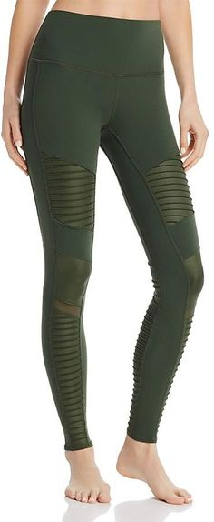 4984062545a8d Alo Yoga High Rise Moto Leggings | Just click and buy what you love ♥ #yoga  #lifestyle #outfit #yogi #fashion #trendy #buynow #activewear  #womensfashion ...