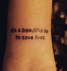 Para quem ama o que faz e gostaria de eternizar na pele.