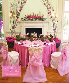 Wedding Table Runner Pink Chair Covers 18 Ideas For 2019 Wedding Reception Seating, Wedding Table Linens, Wedding Chair Decorations, Wedding Table Centerpieces, Wedding Chairs, Reception Table, Flower Decorations, Party Tables, Pink Table