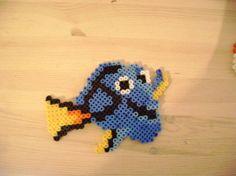 Dory From Finding Nemo Hama Beads by  Hazel A. Buscando a Nemo, Perles Beads, bead sprites