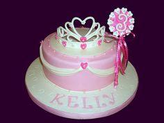 Princess Kelly's Princess Cake
