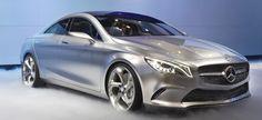 Revolutionäres Design: Mercedes-Benz Concept Style Coupé