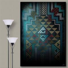 Canvas Prints – Revolution Aotearoa Map Canvas, Blue Canvas, Canvas Art Prints, Maori Patterns, Flax Weaving, Maori Designs, Home Decor Lights, Maori Art, Kiwiana
