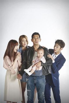 "[Photos + Video] Added teaser, many images and updated cast for the upcoming Korean drama ""My Little Baby"" @ HanCinema :: The Korean Movie and Drama Database Kdrama, Oh Ji Ho, Baby Drama, All Korean Drama, Drama 2016, Baby Information, Drama Tv Series, Tough Guy, Grown Man"