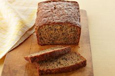 Love banana bread as much as we do?  Then you are going to go bananas for our Easy Banana Bread - it will become your new go-to banana bread recipe.
