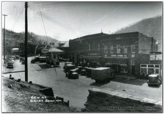 Gauley Bridge, Fayette County, W.V.  West Virginia & Regional History Collection