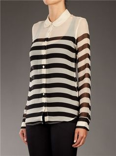 Oh my god I love this striped blouse so much why does it have to cose $300!!!???
