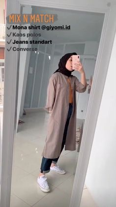 Modern Hijab Fashion, Fashion Terms, Hijab Fashion Inspiration, Muslim Fashion, Fashion 2020, Women's Fashion, Casual Hijab Outfit, Ootd Hijab, Hijab Chic