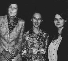 Dian Fossey, Jane Goodall, Biruke Galdikas