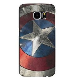 Captain America Samsung Galaxy S6 hard Case covers pattern style. Item is often delivered in 6-14 days (earlier than expected date). Suitable for Samsung Galaxy S6. Cute unique personalized design for big fan. Wear resistant and druable back cover. Ultra protective Samsung Galaxy S6 case.