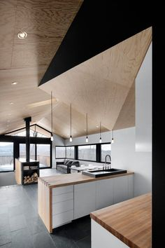 Bolton Residence, Quebec, Canada by Studio... | Architecture ~ Design Interiors…