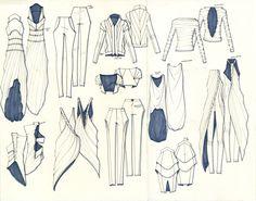Langley Fox Hemingway Illustration Mode, Fashion Illustration Sketches, Fashion Sketchbook, Fashion Design Sketches, Illustrations, Mode Portfolio Layout, Fashion Portfolio Layout, Fashion Poses, Fashion Art