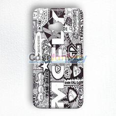 Mcfly Lyrics Cover HTC One M7 Case | casefantasy
