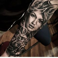 #Beautiful by @yz_asencio_art #beautifultattoo #tattoo #inked