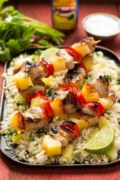 ramen recipe loin pork Cilantro more loin Kebabs pork Pork with Rice plus Pineapple delicious