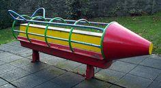 Vintage playground by David Radcliffe (Isle of Man)