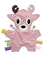 Silly U Doudou Forest Cozy Friends eland roze - Vooraanzicht Baby Girl Toys, Toys For Girls, Baby Kids, Tag Blankets For Babies, Moose Toys, Forest Girl, Homemade Baby, Diy Toys, Diy Baby