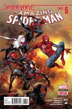 Amazing Spider-Man #13, la preview