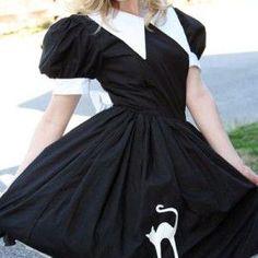 Cute Salem Witch Dress Costume - MGD Clothing