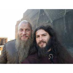 Photo from vikings.s Vikings Season 5, Travis Fimmel, Ragnar, Season 4, Jon Snow, Looks Great, Community, Fictional Characters, Instagram