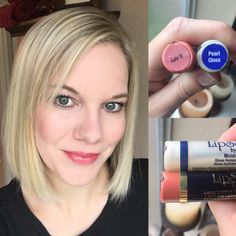 I can't get enough of this pearl gloss. I just love the creamy shine it adds.  Today I'm wearing it with Luv It.  I have 3 Luv It's available and 2 pearl glosses available. Message me if you're interested.  Www.facebook.com/kissproofcolorsbystefanie #lipsense #luvit #pearlgloss #makeup #alldaylipstick #kissproofcolorsbystefanie #distributor233451