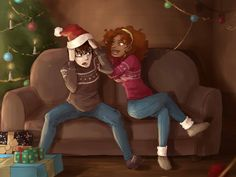 Could see this happening!!!! Merry Christmas and Happy Holidays!!!!!
